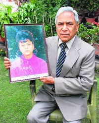 Ruchika Girhotra case crusader Anand Prakash passes away in Panchkula