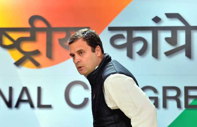 Judge Loya's death must be probed at highest levels: Rahul Gandhi