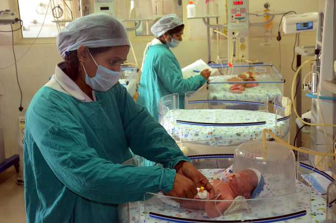 Special newborn care unit restarts at Civil Hospital