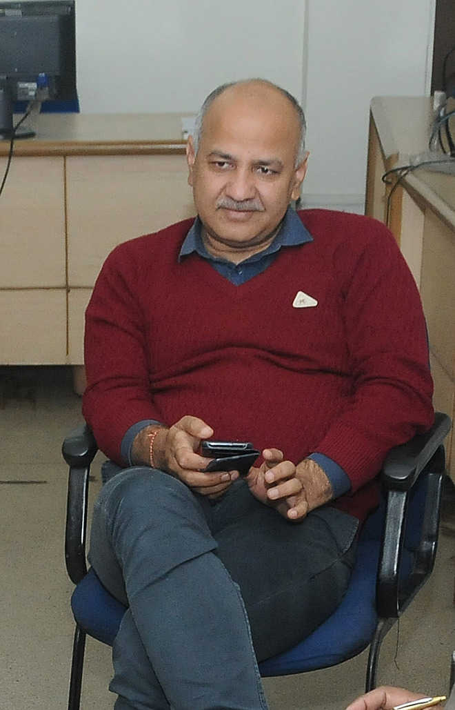 AAP needs to streamline set-up in state, says Sisodia