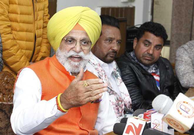 Cong not behind '84 riots: Rana