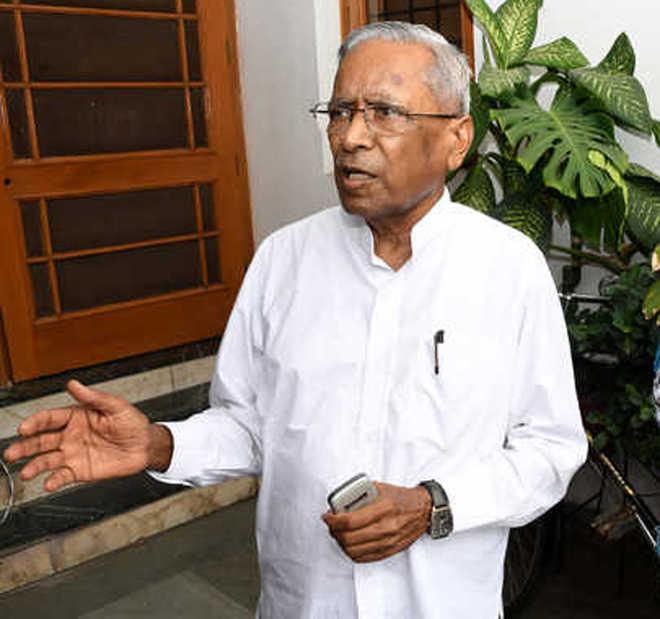 Ruchika case crusader Anand Prakash dead