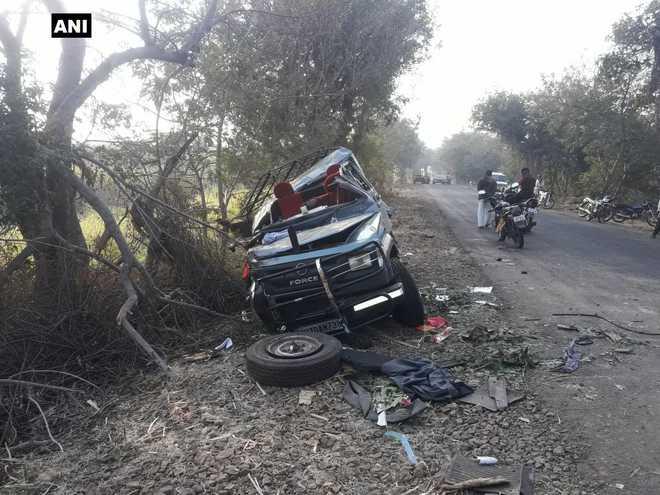 5 wrestlers among 6 killed in Maharashtra road accident
