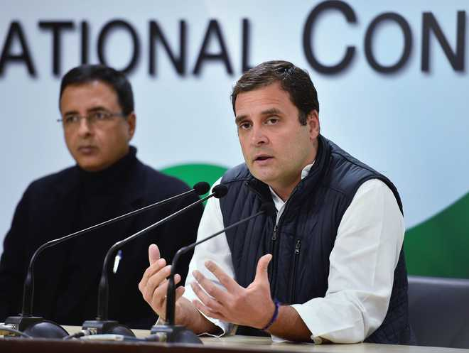 Judge Loya's death must be probed at the top: Rahul