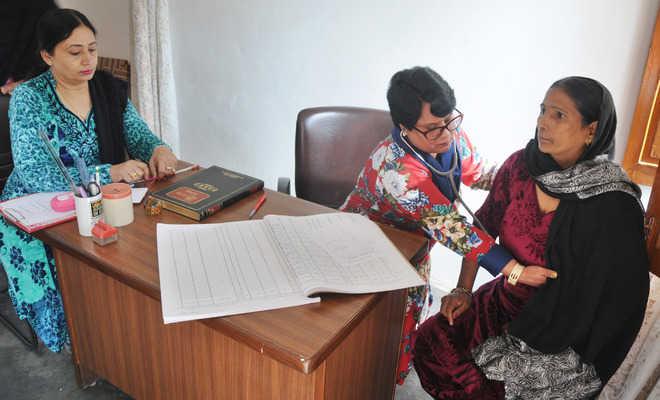All-women staff run the show at Ayurvedic dispensary