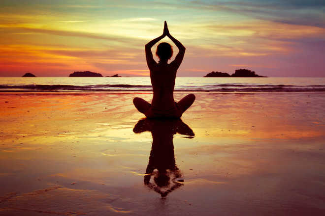 Regular yoga can slow down ageing of brain