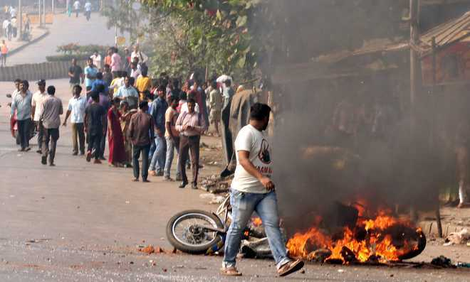 Arrested Naxals involved in Bhima Koregaon violence, say cops