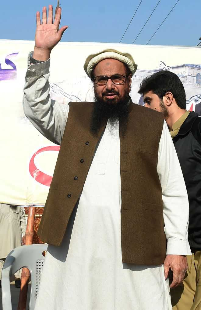 Officially, Hafiz Saeed not a terrorist in India