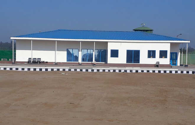A year gone, Adampur airport awaits take-off