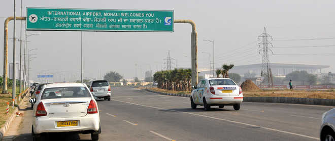 Airport Road to touch New Chd