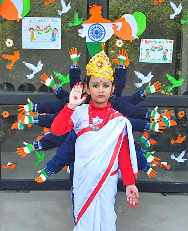 R-Day functions enthuse patriotic spirit at educational institutions
