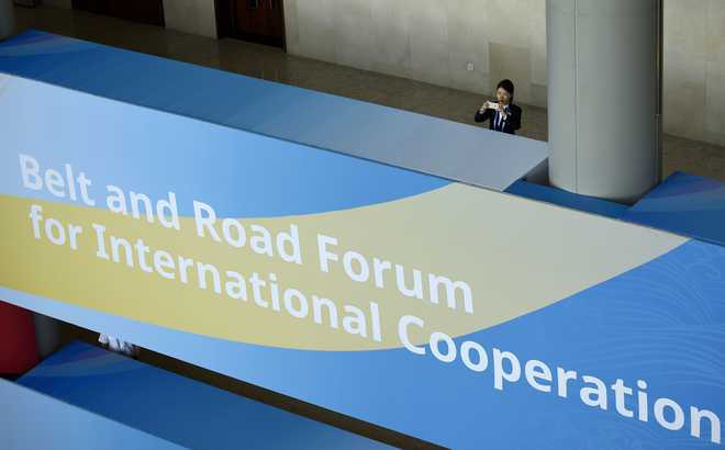 China to establish int'l courts to deal with Belt and Road Initiative cases