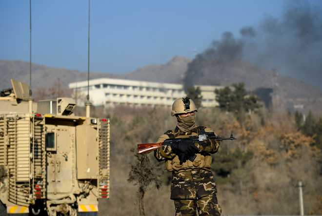 Kabul hotel attacker trained by Pak's ISI: Afghan envoy