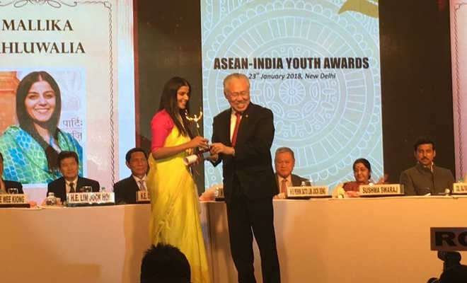 Partition Museum CEO bags Young Achiever Award