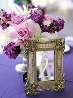 Purple reigns...
