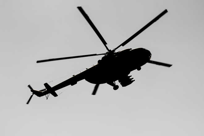 Chetak helicopter crash-lands at INS Rajali in TN, crew safe