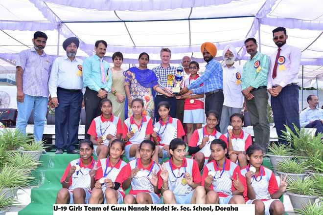 Guru Nanak School clinch kho-kho c'ship