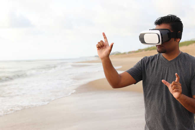 VR tech reduces pain, increase stamina during exercise
