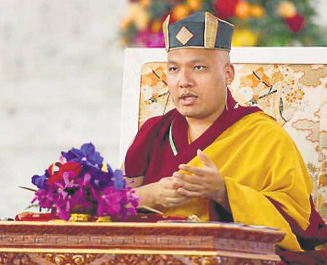 Centre asks Karmapa to return from US