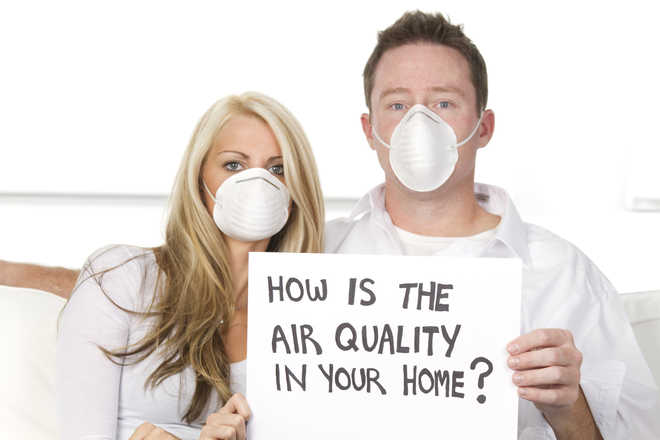 How bad is the air quality in your home?