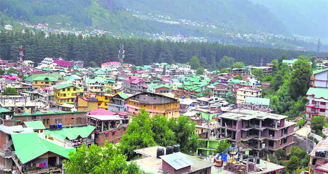 Urban mess energises visitors to hills, or is it a nightmare?