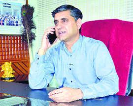Providing drinking water, roads Kangra MLA's priority