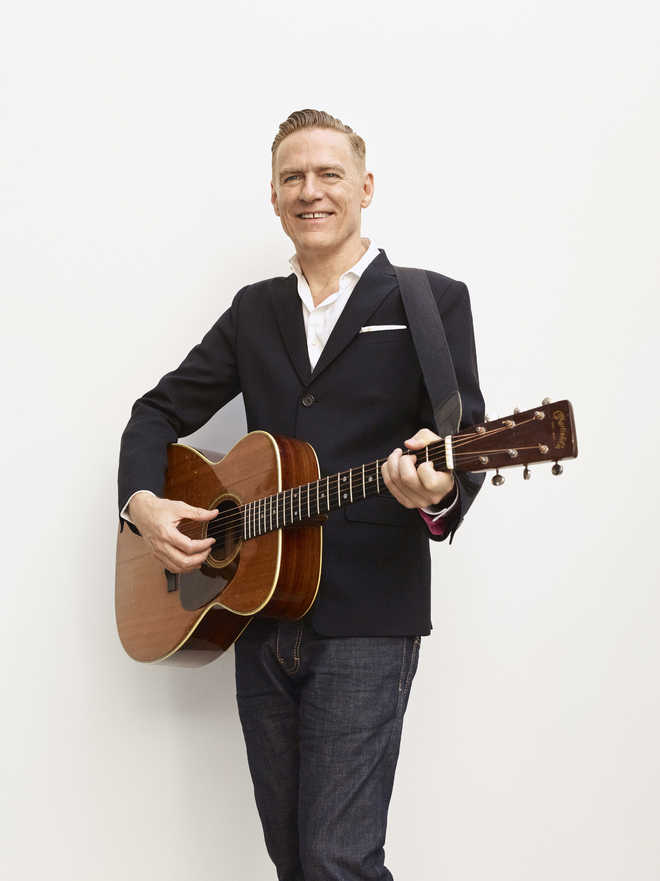 A date with Bryan Adams