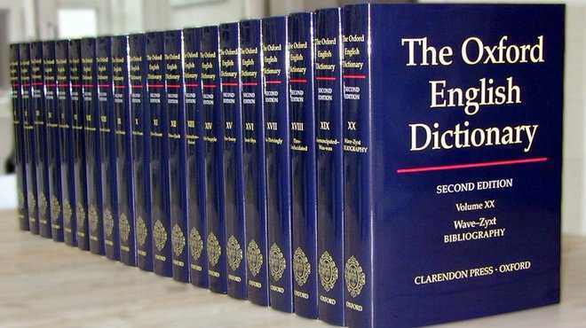 Idiocracy, nothingburger among Oxford Dictionary new entries
