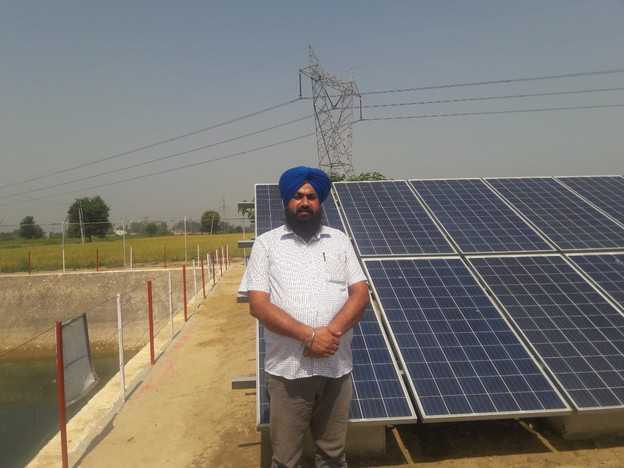Solar irrigation project a game-changer