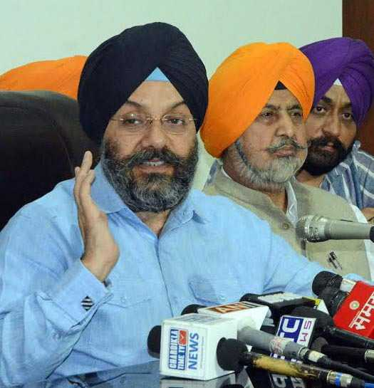 Have not quit, just handed over charge, says Manjit Singh GK