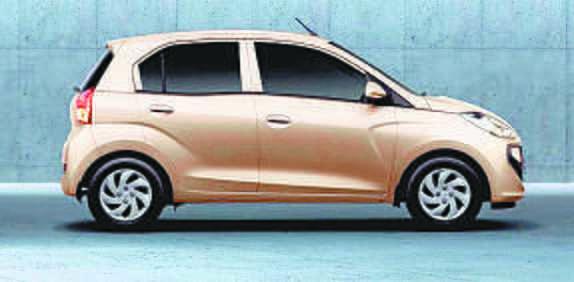 Hyundai to drive in Santro again