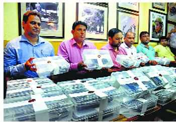 Illegal pistol manufacturing unearthed; five arrested