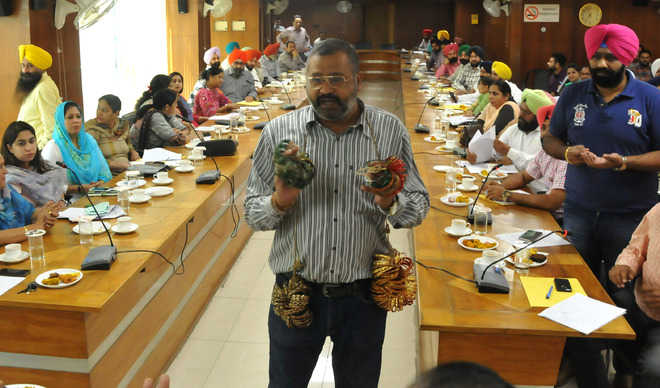 Mohali MC wants govt to fulfil conditions