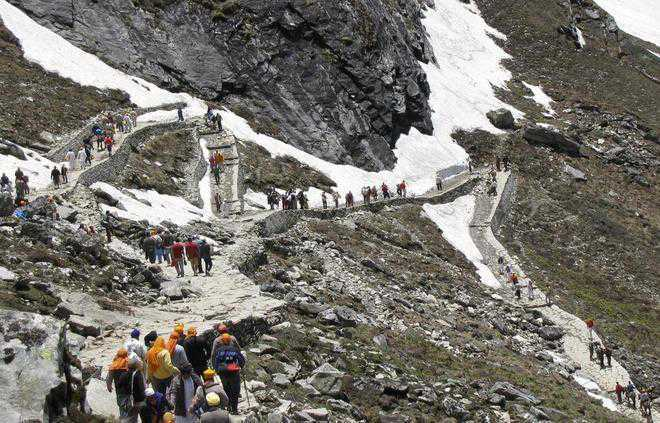 Portals of Hemkund Sahib closed for winters