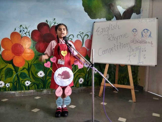Poetry Competition Held