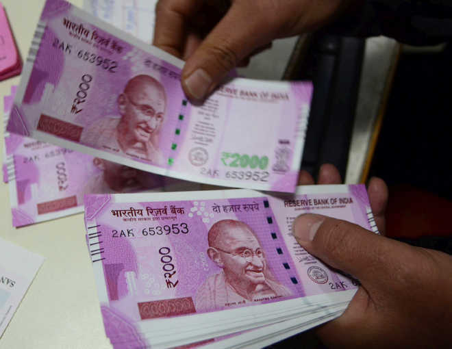 Rupee hits new low of 74.45 against US dollar