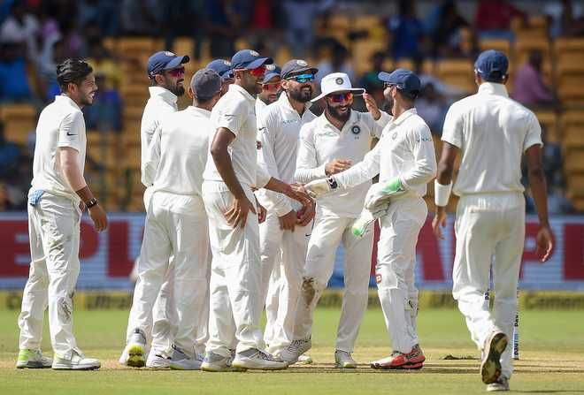 2nd Test: India aim to be ruthless, Windies seek redemption