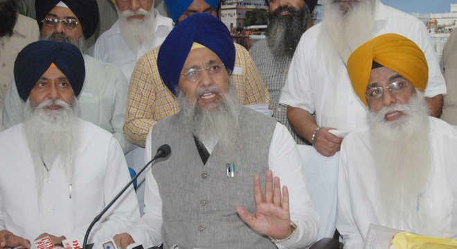 Pardon to dera chief was unjustified: Longowal