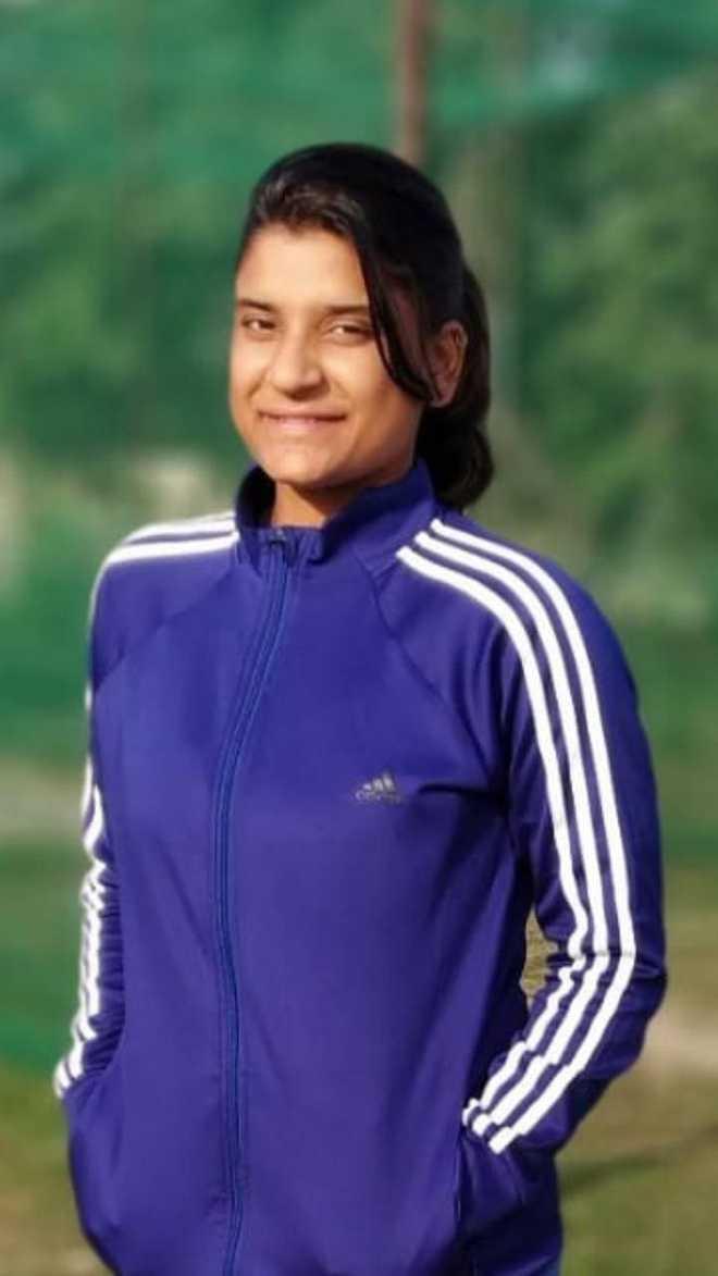 Monika to lead PU cricket team