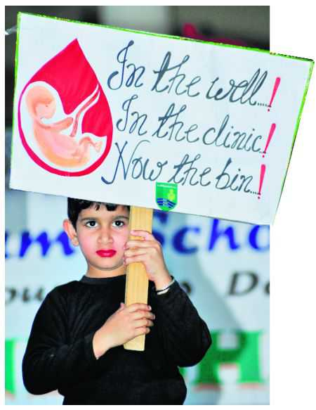 Haryana's efforts to save its daughters bear fruit