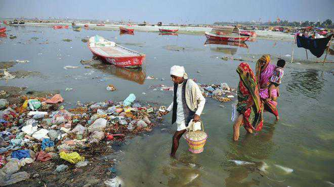 Clean Ganga: Just 25% of  Rs 20,000 cr released, no takers for CSR projects