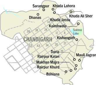 13 UT villages set to come under MC