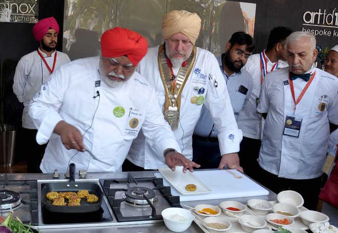 International chefs take back  worldwide culinary treasure