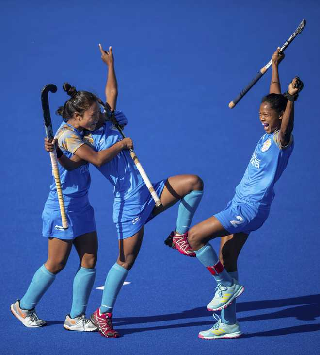 Maiden Youth Olympic silver medals for Indian hockey teams