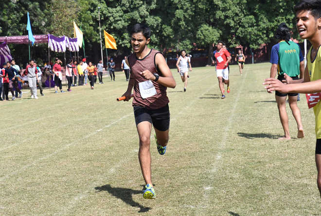 SA Jain Model School, GNMS athletes clinch overall titles