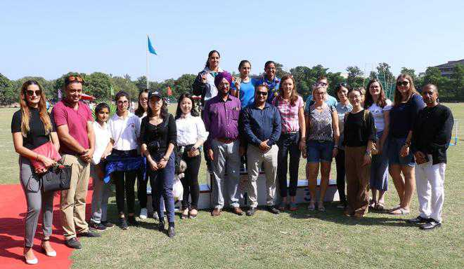 14-member delegation of youth from China, Germany visits PU