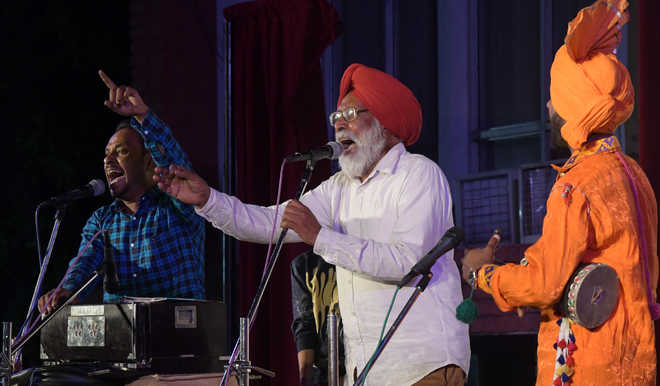 Three-day folklore festival concludes at Punjab Kala Bhawan