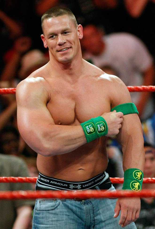 John Cena In Talks For Paramount S Playing With Fire