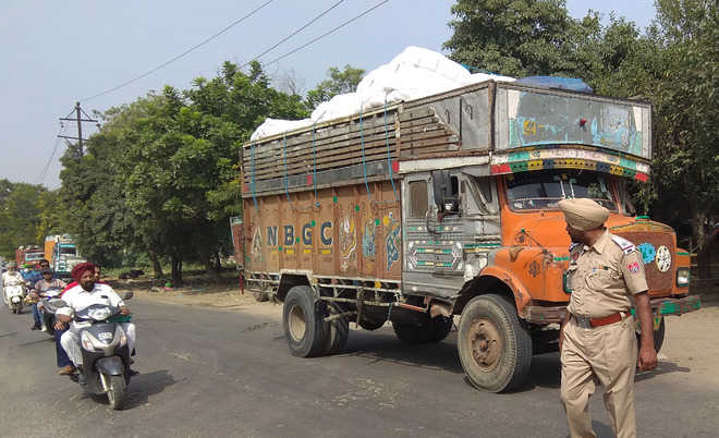Heavy vehicles to face strict action for violating rules