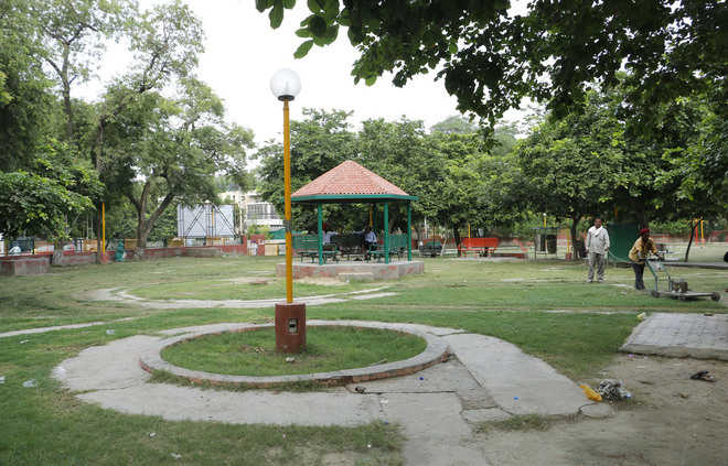 140 parks set to be renovated
